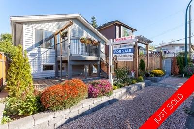 Completely renovated house with 2 bedroom suite - 15 mins to Downtown Vancouver! (2017-07-16)