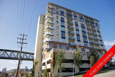 Sapperton Condo for sale: Anvil junior 1 bedroom 561 sq.ft.