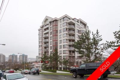 Uptown Condo for sale: Queen's Cove 2 bedroom with a View of the Fraser!