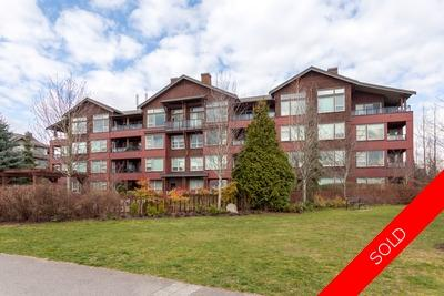 Queensborough Condo for sale: Regatta 2 Bedroom plus Flex 1,062 sq.ft. (Listed 2018-03-19)