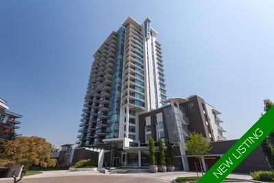 Executive Townhouse for sale: The Peninsula 2 bedroom infinite Fraser River view