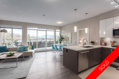 New Westminster Apartment for sale: Victoria Hill 3 and den 1,273 sq.ft. (Listed 2016-02-10)