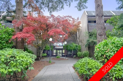 Central Coquitlam Apartment for sale: BLUE MOUNTAIN TERRACE 1 bedroom 747 sq.ft. (Listed 2016-04-15)