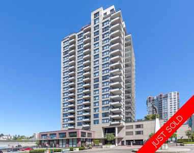 New Westminster Quay Condo for sale: The Q 2 bedroom 939 sq.ft.