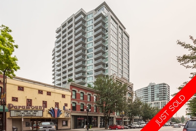 Downtown New Westminster Condo for sale: The Trapp 1 bedroom with Great Amenities!