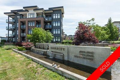 Langley City Apartment for sale: VARSITY 1 bedroom 585 sq.ft. (Listed 2020-08-17)
